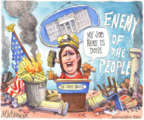 Cartoonist Matt Wuerker  Matt Wuerker's Editorial Cartoons 2019-06-15 editorial