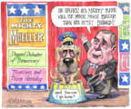 Cartoonist Matt Wuerker  Matt Wuerker's Editorial Cartoons 2019-07-24 administration