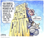 Cartoonist Matt Wuerker  Matt Wuerker's Editorial Cartoons 2007-04-03 ground