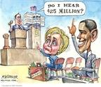Matt Wuerker  Matt Wuerker's Editorial Cartoons 2007-04-10 $25