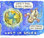 Cartoonist Matt Wuerker  Matt Wuerker's Editorial Cartoons 2007-06-07 science