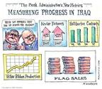 Cartoonist Matt Wuerker  Matt Wuerker's Editorial Cartoons 2007-09-11 2007