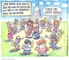 Cartoonist Matt Wuerker  Matt Wuerker's Editorial Cartoons 2007-09-12 circle
