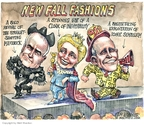 Cartoonist Matt Wuerker  Matt Wuerker's Editorial Cartoons 2007-10-03 9-11-01