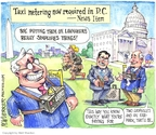 Cartoonist Matt Wuerker  Matt Wuerker's Editorial Cartoons 2007-10-23 000