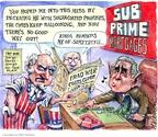Matt Wuerker  Matt Wuerker's Editorial Cartoons 2008-02-14 100