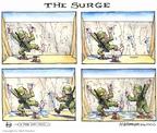 Cartoonist Matt Wuerker  Matt Wuerker's Editorial Cartoons 2008-04-10 join
