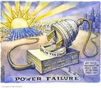 Matt Wuerker  Matt Wuerker's Editorial Cartoons 2008-04-16 supply demand