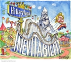 Cartoonist Matt Wuerker  Matt Wuerker's Editorial Cartoons 2008-05-13 park