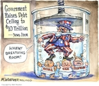 Cartoonist Matt Wuerker  Matt Wuerker's Editorial Cartoons 2008-07-30 $10