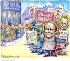 Cartoonist Matt Wuerker  Matt Wuerker's Editorial Cartoons 2008-08-25 girl