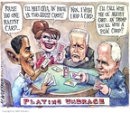 Cartoonist Matt Wuerker  Matt Wuerker's Editorial Cartoons 2008-09-18 John McCain