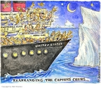 Matt Wuerker  Matt Wuerker's Editorial Cartoons 2008-10-02 ship