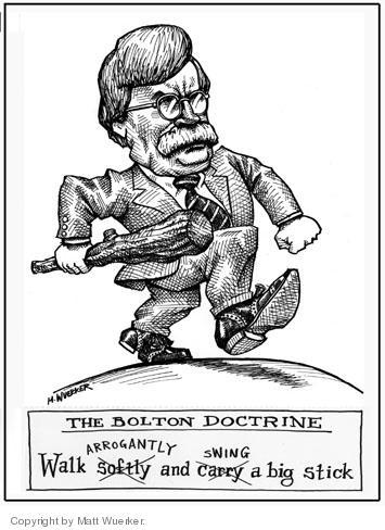 Cartoonist Matt Wuerker  Matt Wuerker's Editorial Cartoons 2005-04-08 Theodore Roosevelt