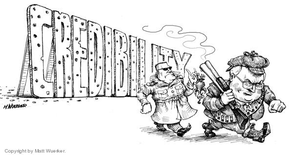 Cartoonist Matt Wuerker  Matt Wuerker's Editorial Cartoons 2006-02-17 president
