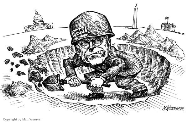 Matt Wuerker  Matt Wuerker's Editorial Cartoons 2006-05-09 dig