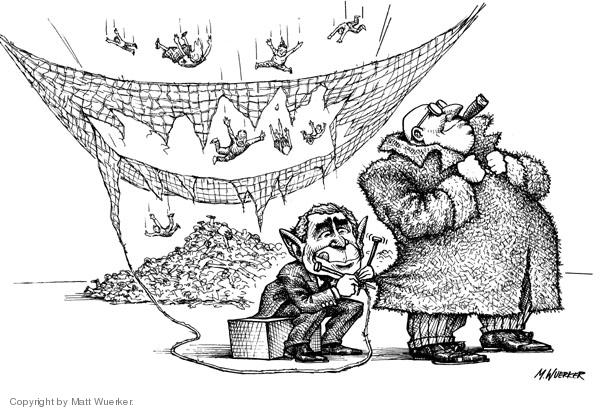 Matt Wuerker  Matt Wuerker's Editorial Cartoons 2005-04-08 affluent