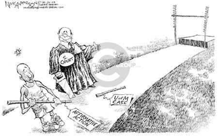 Cartoonist Nick Anderson  Nick Anderson's Editorial Cartoons 2003-06-24 college sports
