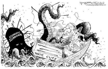 Cartoonist Nick Anderson  Nick Anderson's Editorial Cartoons 2003-06-26 weapon