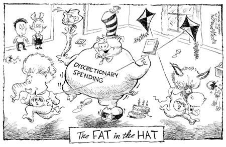 Cartoonist Nick Anderson  Nick Anderson's Editorial Cartoons 2003-11-14 thing