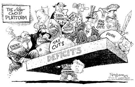 Cartoonist Nick Anderson  Nick Anderson's Editorial Cartoons 2003-11-20 young