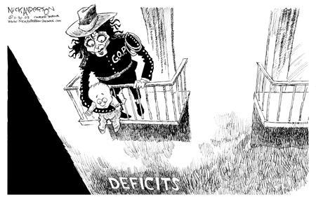 Cartoonist Nick Anderson  Nick Anderson's Editorial Cartoons 2003-11-30 generation