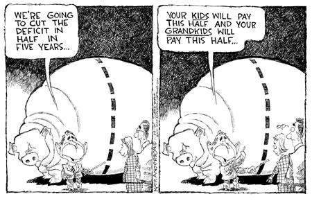 Nick Anderson  Nick Anderson's Editorial Cartoons 2004-01-28 pass