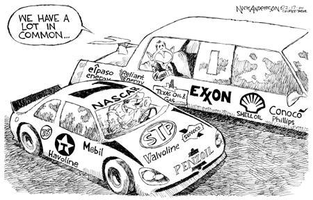 Nick Anderson  Nick Anderson's Editorial Cartoons 2004-02-17 financial aid