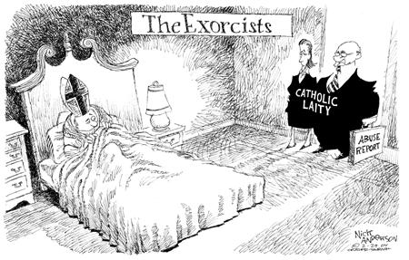 Nick Anderson  Nick Anderson's Editorial Cartoons 2004-02-29 remove