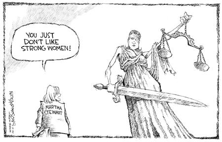 Nick Anderson  Nick Anderson's Editorial Cartoons 2004-03-10 equal opportunity
