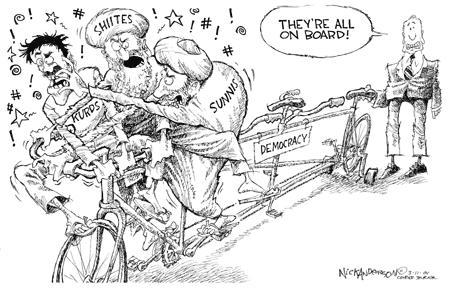 Nick Anderson  Nick Anderson's Editorial Cartoons 2004-03-11 representation