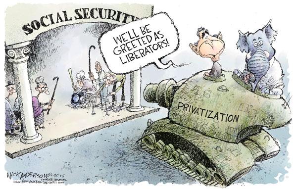 Cartoonist Nick Anderson  Nick Anderson's Editorial Cartoons 2005-01-25 tank