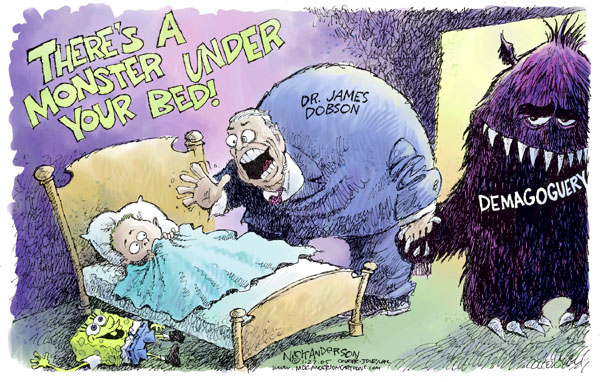 Nick Anderson  Nick Anderson's Editorial Cartoons 2005-01-27 morality