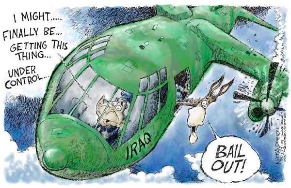 Nick Anderson  Nick Anderson's Editorial Cartoons 2005-02-03 transport