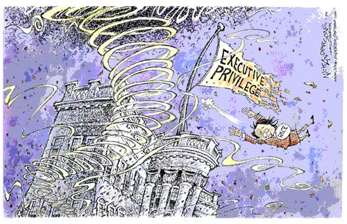 Cartoonist Nick Anderson  Nick Anderson's Editorial Cartoons 2004-04-01 reverse