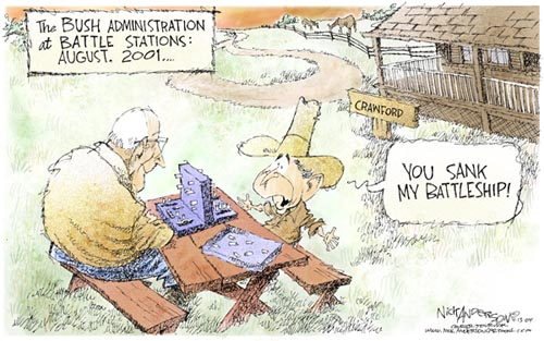Nick Anderson  Nick Anderson's Editorial Cartoons 2004-04-13 game