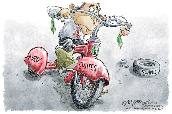 Nick Anderson  Nick Anderson's Editorial Cartoons 2005-05-17 representation