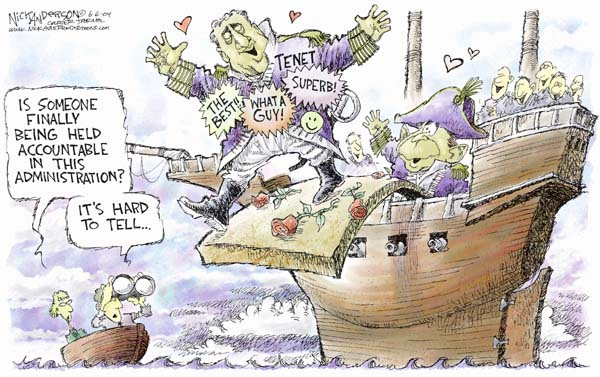 Cartoonist Nick Anderson  Nick Anderson's Editorial Cartoons 2004-06-07 review