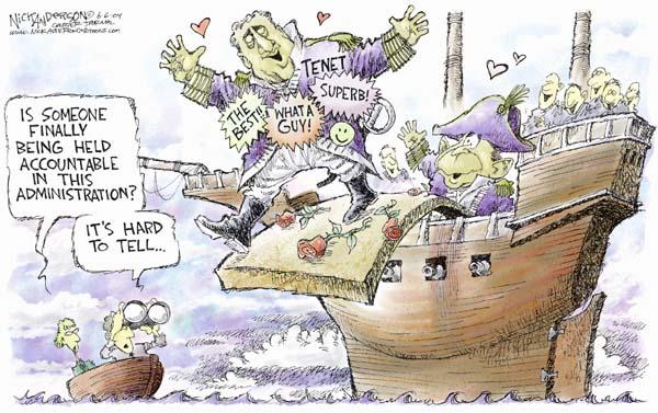 Cartoonist Nick Anderson  Nick Anderson's Editorial Cartoons 2004-06-07 review