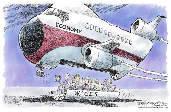 Nick Anderson  Nick Anderson's Editorial Cartoons 2004-07-22 out