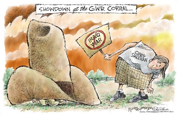 Nick Anderson  Nick Anderson's Editorial Cartoons 2005-08-17 grief