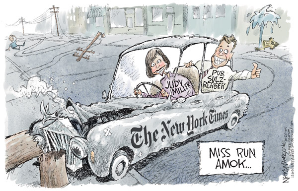 Nick Anderson  Nick Anderson's Editorial Cartoons 2005-10-20 freedom of the press