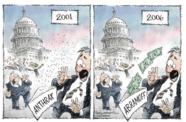 Cartoonist Nick Anderson  Nick Anderson's Editorial Cartoons 2006-01-08 hill