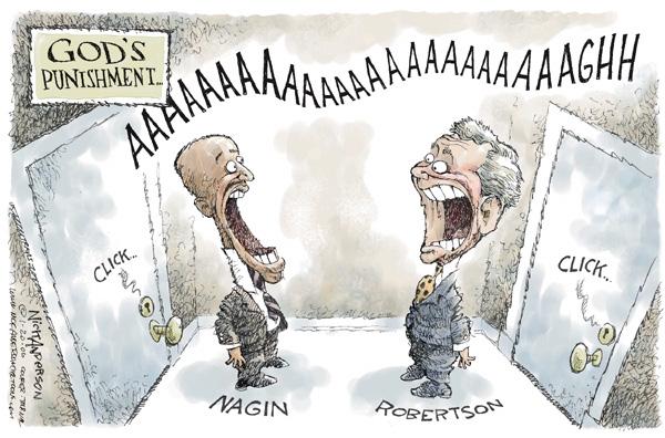Cartoonist Nick Anderson  Nick Anderson's Editorial Cartoons 2006-01-20 aftermath