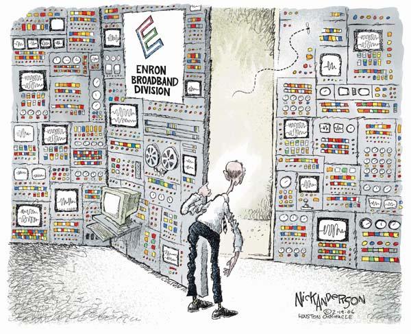 Cartoonist Nick Anderson  Nick Anderson's Editorial Cartoons 2006-02-19 capital