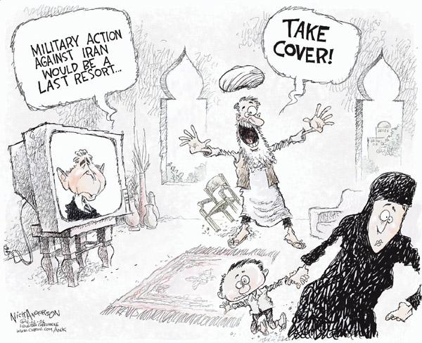 Cartoonist Nick Anderson  Nick Anderson's Editorial Cartoons 2006-04-12 plan