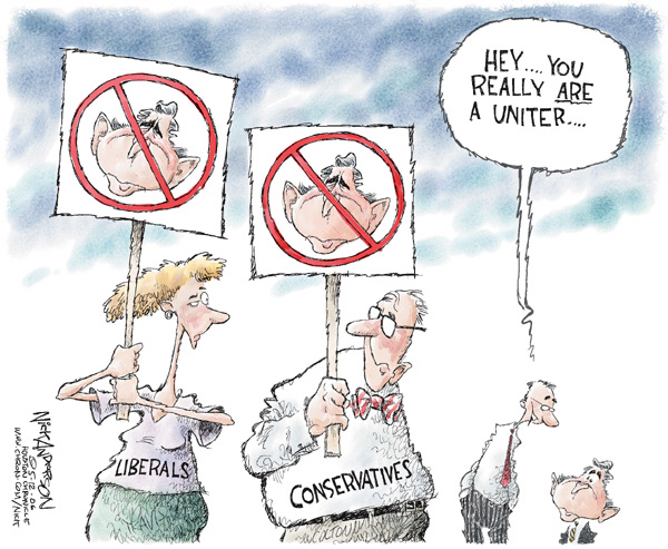 Nick Anderson  Nick Anderson's Editorial Cartoons 2006-05-12 number