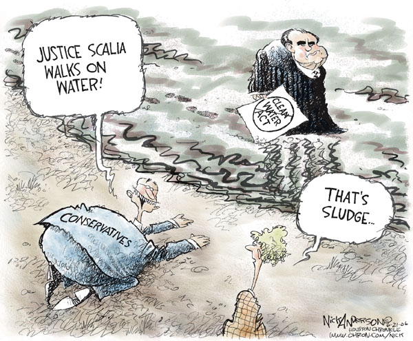 Cartoonist Nick Anderson  Nick Anderson's Editorial Cartoons 2006-06-21 control