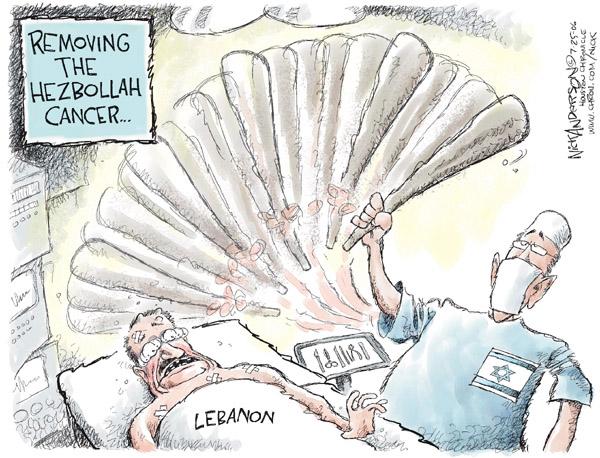 Nick Anderson  Nick Anderson's Editorial Cartoons 2006-07-25 remove