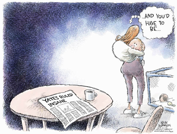Cartoonist Nick Anderson  Nick Anderson's Editorial Cartoons 2006-07-27 mental health